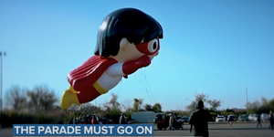 How the Macy's Thanksgiving Day Parade is Being Altered Video