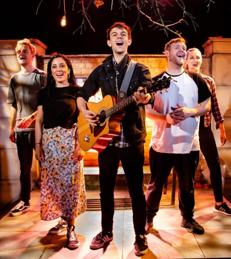 BWW Interview: Alex James Ellison Talks FIVER THE CONCERT at Southwark Playhouse