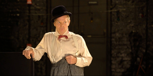 BWW Review: Bill Irwin's ON BECKETT / IN SCREEN Takes A Clown's-Eye View Of The Modernist' Photo