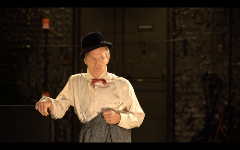 BWW Review: Bill Irwin's ON BECKETT / IN SCREEN Takes A Clown's-Eye View Of The Modernist's Words