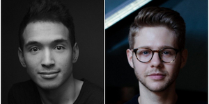BWW Review: Dazzling Young Broadway Talents ZACHARY NOAH PISER AND ADAM ROTHENBERG at Sta Photo