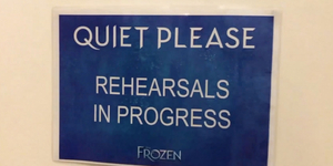 Go Inside Rehearsals with the Australian Cast of FROZEN! Video