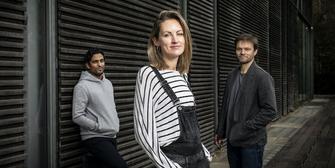 BWW Interview: Director Alice Hamilton Talks THE DUMB WAITER at Hampstead Theatre Photo