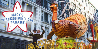 What's Different About This Year's MACY'S THANKSGIVING DAY PARADE? Photo