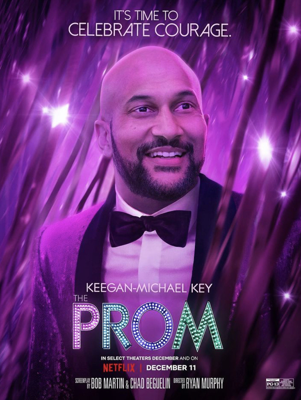 Photo Flash: See Meryl Streep, Ariana DeBose, Nicole Kidman & More in THE PROM Character Posters