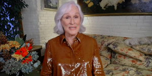 Glenn Close Talks Creating Characters in Quarantine Video