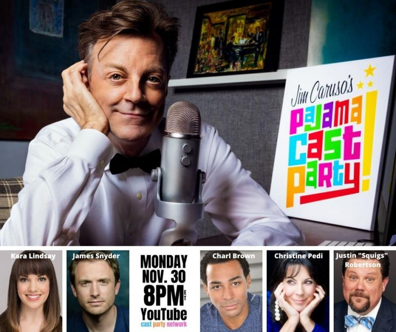 BWW Previews: Let The Festive PAJAMA CAST PARTY Guest Lineups Begin!