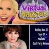 BWW Previews: Beth Leavel Stops In On VIRTUAL HALSON November 27th Photo