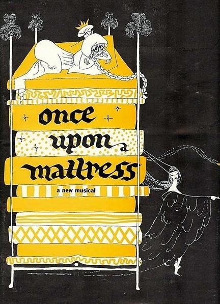 UN DÍA COMO HOY: ONCE UPON A MATTRESS se estrenaba en Broadway