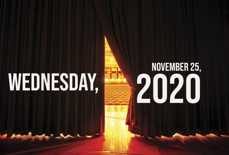 Virtual Theatre Today: Wednesday, November 25- with Patti Murin, Colin Donnell and More!
