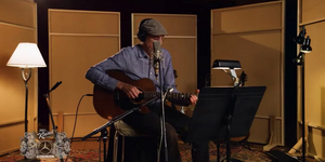 James Taylor Performs 'You've Got To Be Carefully Taught' Video