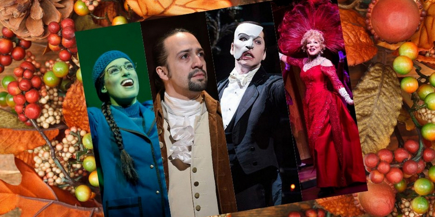 QUIZ: Which Broadway Character Are You Based on Your Thanksgiving Opinions? Photo