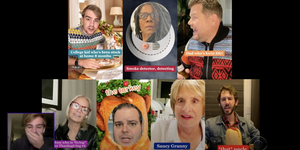 Broadway Stars Sing THANKSGIVING: THE TIKTOK MUSICAL Video