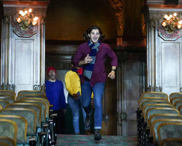 Photo Flash: First Look at Reunited Disney Casts in The Disney Holiday Singalong!
