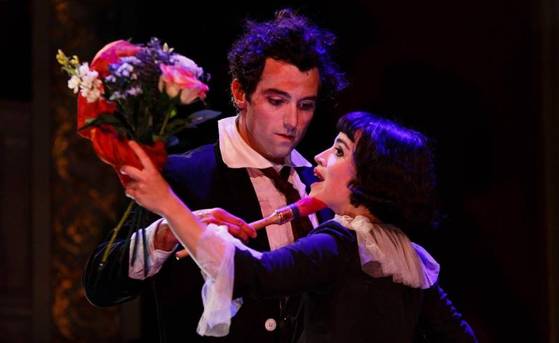 BWW Interview: Audrey Brisson talks THE FLYING LOVERS OF VITEBSK at Bristol Old Vic