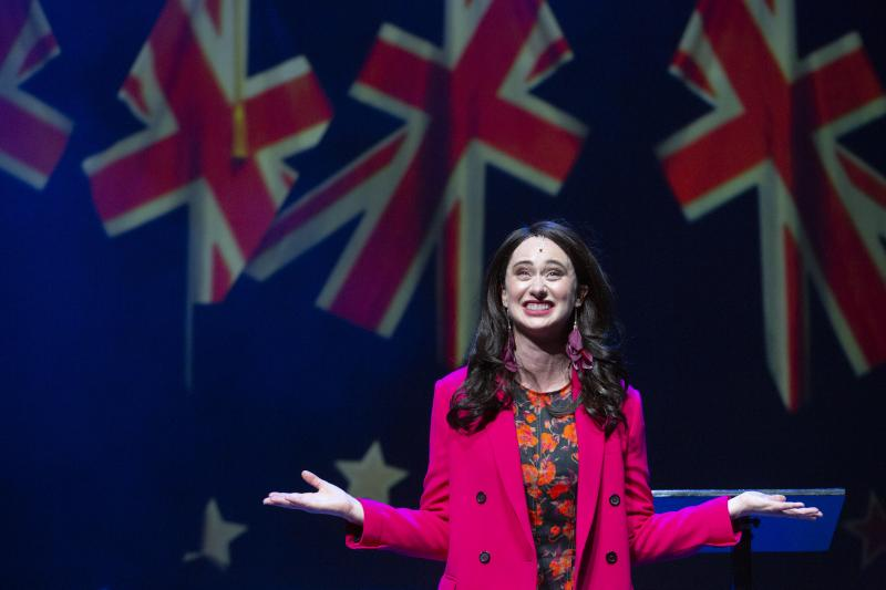 BWW REVIEW: Sydney Political Satire Institution Delivers A Brilliant Sign Off Performance of THE WHARF REVUE: GOOD NIGHT AND GOOD LUCK