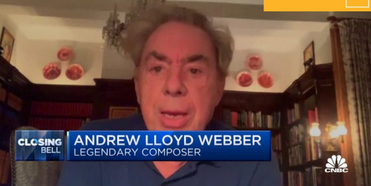 Andrew Lloyd Webber Says He Feels 'Very Optimistic' About the Return of Broadway Theaters Photo