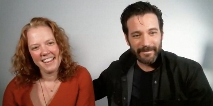 Patti Murin and Colin Donnell Discuss Their Upcoming Concert With Seth Rudetsky and More o Video