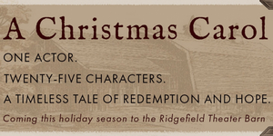 BWW Review: A CHRISTMAS CAROL at Ridgefield Theater Barn Photo