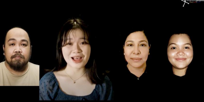 VIDEO: Tanghalang Pilipino'sHanda Awit Series Continues With Songs From SANDOSENANG SAPAT Photo