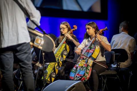Musicales y conciertos, los protagonistas del Festival de Navidad del Teatro Auditorio San Lorenzo