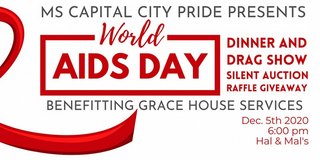 World AIDS Day Dinner to Be Held to Benefit Grace House Photo