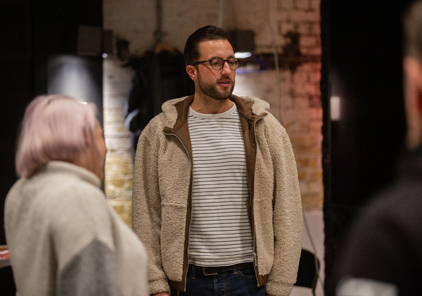 Photo Flash: Go Inside Rehearsals for CINDERELLA: THE SOCIALLY DISTANCED BALL