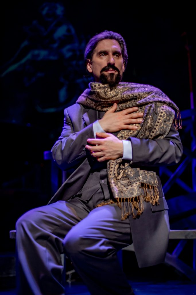 BWW Review: A PARIS LOVE STORY: HERSHEY FELDER AS DEBUSSY at Florence, Italy
