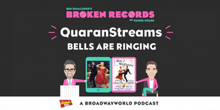 BWW Exclusive: Ben Rimalower's Broken Records QuaranStreams Continues with BELLS ARE RINGI Video