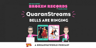 BWW Exclusive: Ben Rimalower's Broken Records QuaranStreams Continues with BELLS ARE RINGI Photo