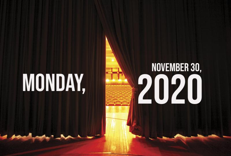 Virtual Theatre Today: Monday, November 30- with Patti Murin, Colin Donnell and More!