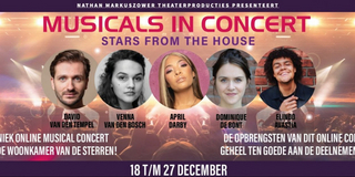 BWW Feature: TWEEDE EDITIE MUSICALS IN CONCERT: STARS FROM THE HOUSE Photo