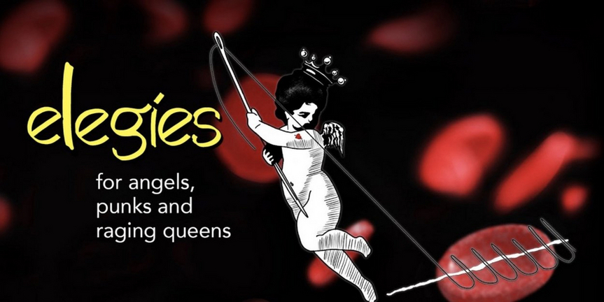 VIDEO: Watch ELEGIES FOR ANGELS, PUNKS AND RAGING QUEENS Photo
