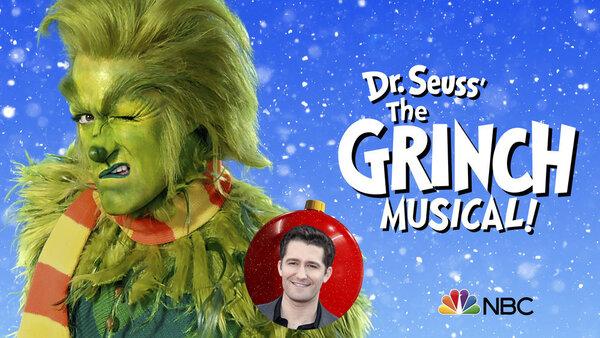 Photo Flash: Matthew Morrison Stars in DR. SEUSS' THE GRINCH MUSICAL!