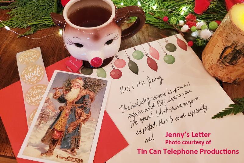 BWW Interview: Lori Meeker - An Artist For CHRISTMAS & All Seasons