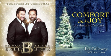 New and Upcoming Releases For the Week of November 30 - Michael Ball & Alfie Boe, Linda Ed Photo