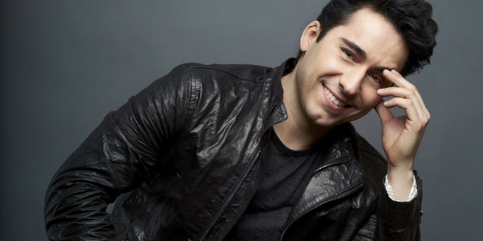 VIDEO: John Lloyd Young Visits Backstage LIVE with Richard Ridge- Watch Now! Video