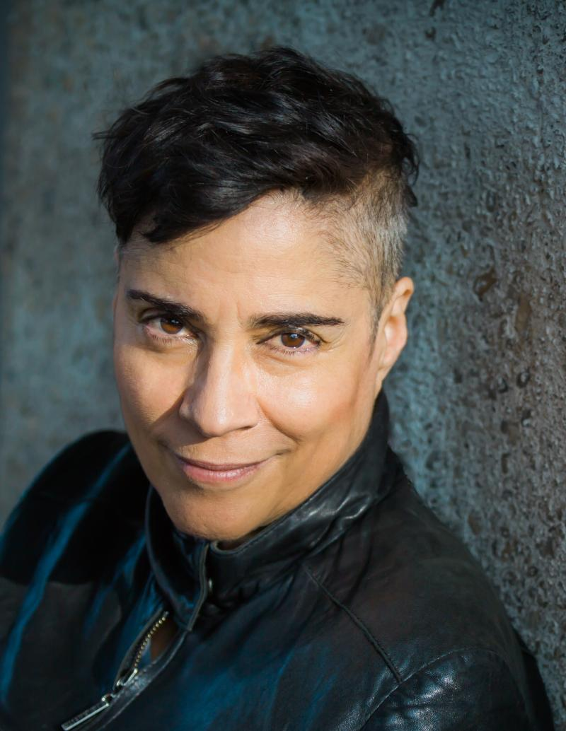 BWW Interview: Marga Gomez of NOT GETTING ANY YOUNGER at MarshStream Explores the Humor in Life's Uncomfortable Truths