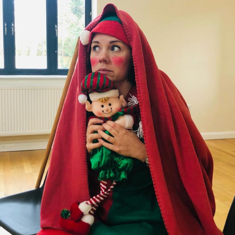 Guest Blog: Gina Beck and Neil McDermott On THE ELF WHO WAS SCARED OF CHRISTMAS at Charing Cross Theatre