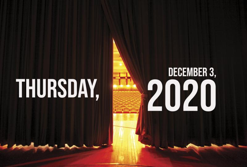 Virtual Theatre Today: Thursday, December 3 with Ana Gasteyer, John Lloyd Young and More!
