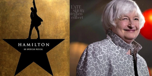 WATCH: 'Alexander Hamilton' Parody Featuring Biden Treasury Sec. Yellen Video