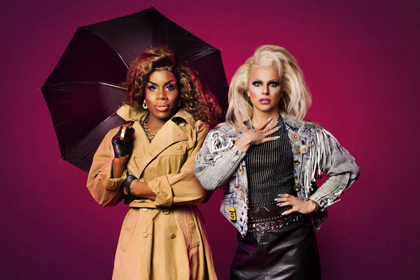 Photos: See Courtney Act, Monet X Change and More of the Cast of DEATH DROP