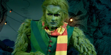 VIDEO: First Look at Matthew Morrison in DR. SEUSS' THE GRINCH MUSICAL! Photo