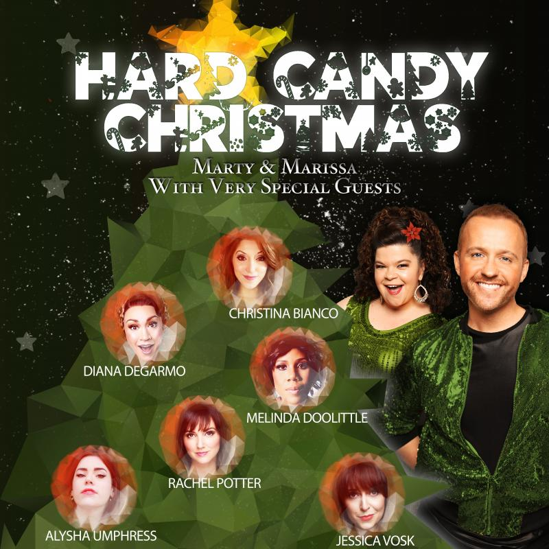 BWW CD Review: Marty and Marissa THE AWARD WINNING HOLIDAY ALBUM Sparkles And Glitters
