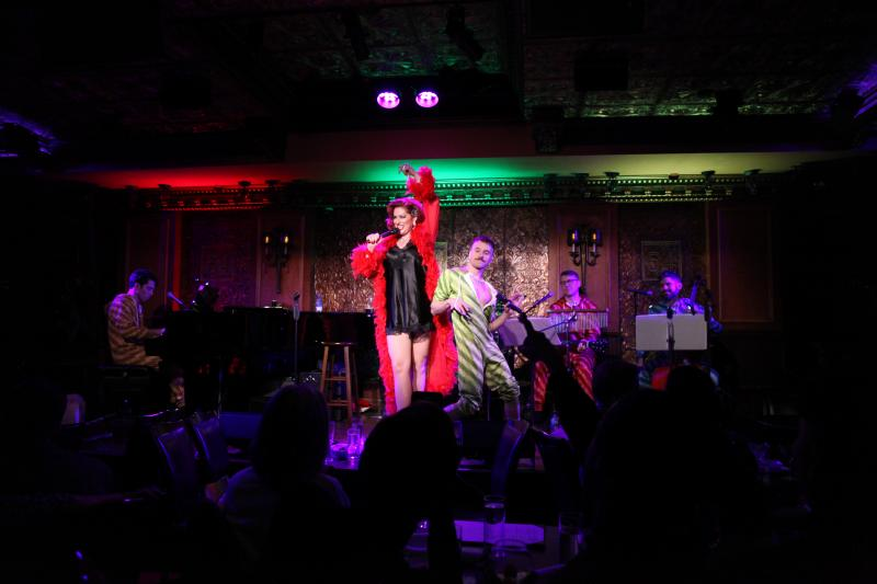 BWW CD Review: BIG RED & THE BOYS LIVE AT FEINSTEIN'S/54 BELOW Just Made The Holiday Season
