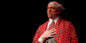 BWW Review: One Actor, 25 Characters Bring Alive  A CHRISTMAS CAROL at Ridgefield Theater Photo
