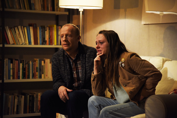 Photos: OLEANNA at Theatre Royal Bath