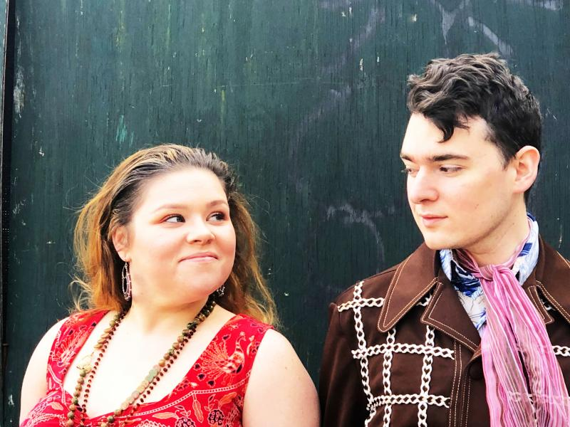 BWW Interview: Jordan Wolfe & Michelle Dowdy of MY CHRISTMAS DREAM