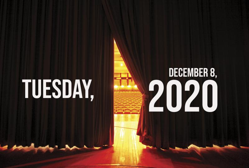 Virtual Theatre Today: Tuesday, December 8 with Norm Lewis and More!
