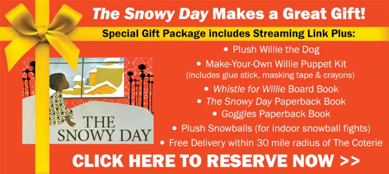 BWW Review: THE SNOWY DAY AND OTHER STORIES BY EZRA JACK KEATS at The Coterie Theatre